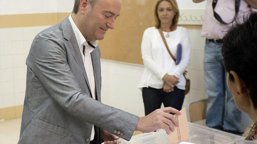 El PP pierde la mayoría absoluta en la Comunidad Valenciana al 50 % escrutado