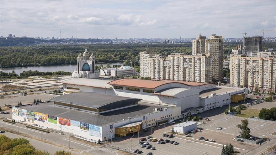 Kiev acogerá el festival de Eurovisión en 2017