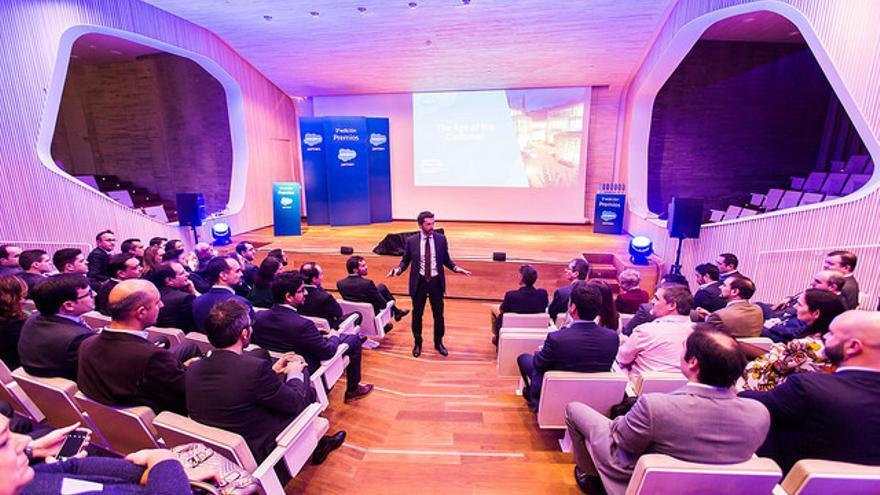 NTS Solutions galardonados en los premios Salesforce