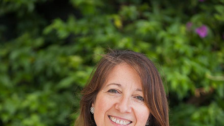 Elisabet Silvestre, bióloga y experta en Bioconstrucción