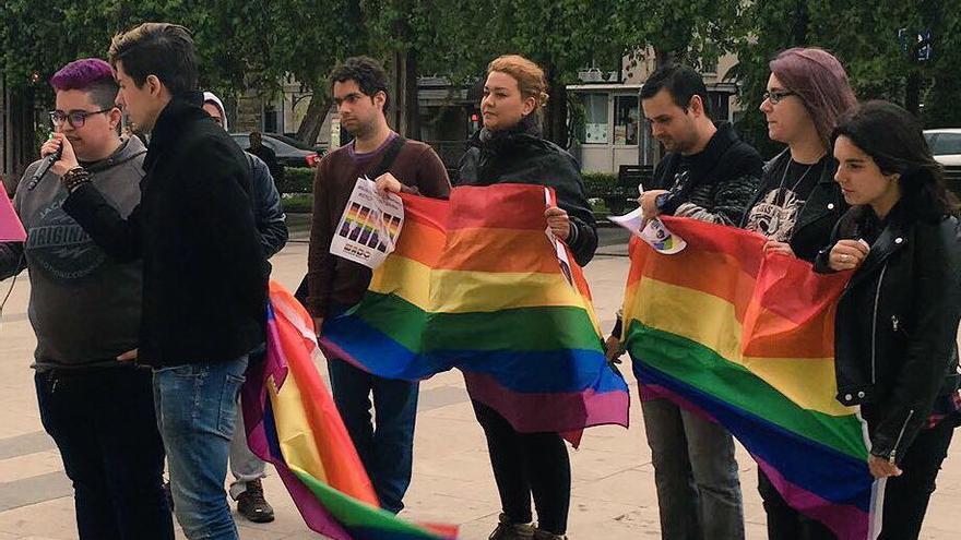 Concentración en Guadalajara por el Dia de la Visibilidad Lésbica / WADO