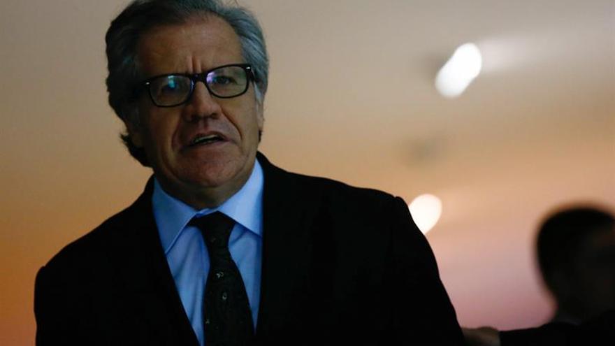 """Almagro dice que Venezuela """"se burla"""" de América y que la CDI es constructiva"""