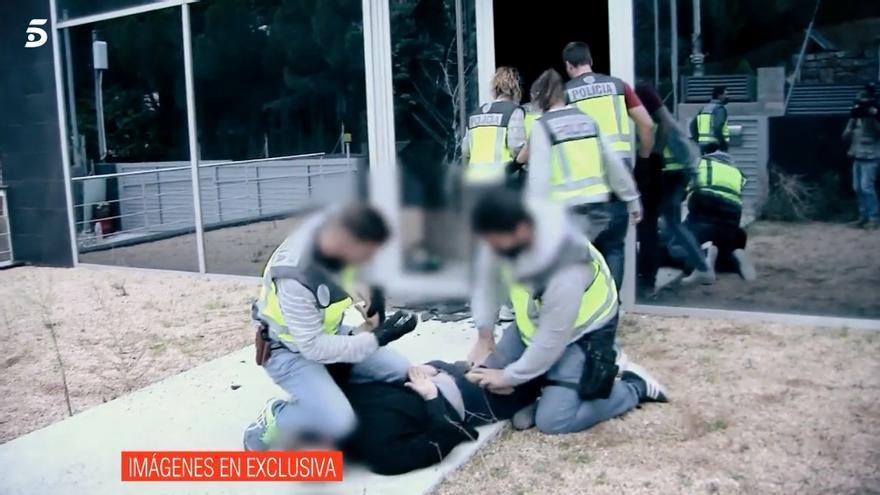 'El programa de AR' asiste en vivo a una redada antidroga de escala internacional junto a la policía