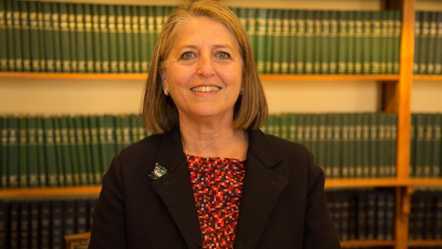 María Casado, directora del Observatorio de Bioética de la Universidad de Barcelona / Foto cedida.
