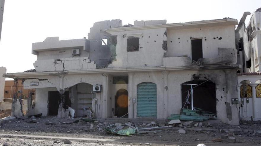 Asesinado el viceministro de Industria libio en Sirte