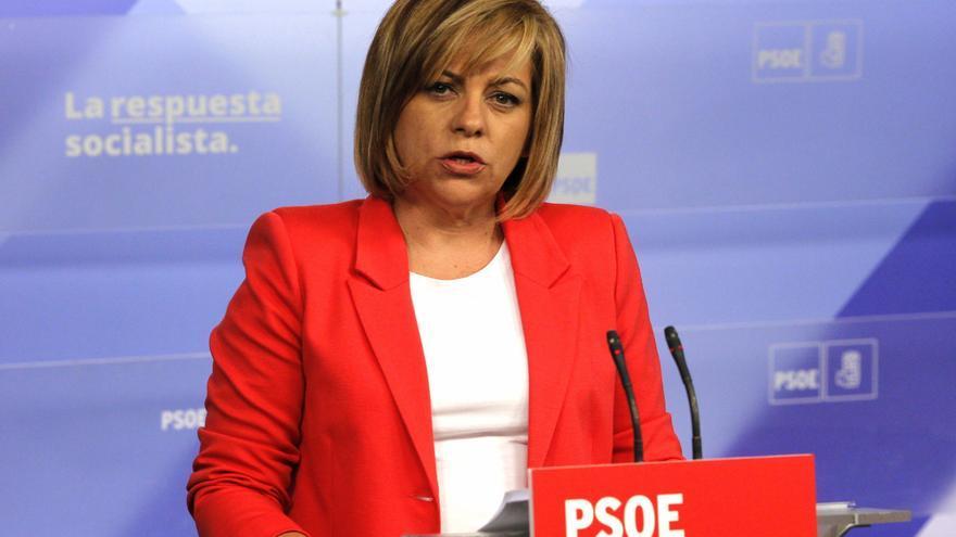 """El PSOE critica que Rajoy y Mas se pongan de acuerdo para recortar y no sobre """"el encaje de Cataluña en España"""""""