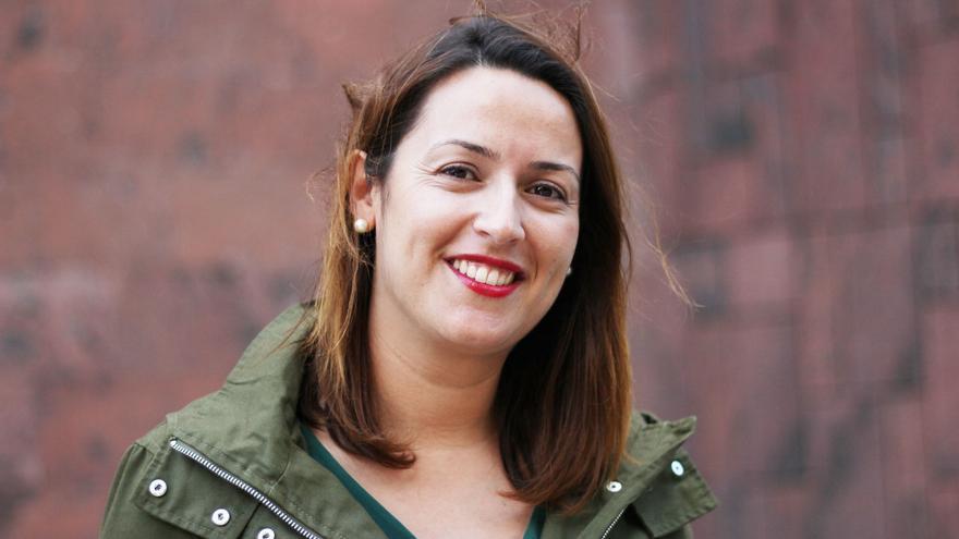 Silvia Padilla, consejera de Servicios Sociales