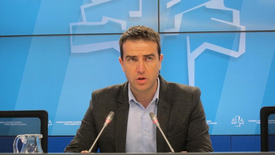 """UPyD critica la paralización """"inaceptable"""" del Parlamento vasco con la """"excusa"""" de las elecciones"""