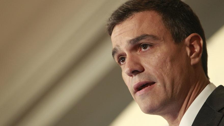 """Sánchez pide """"perdón a la ciudadanía"""" porque militantes del PSOE hayan incurrido en """"tropelías"""" en Caja Madrid"""