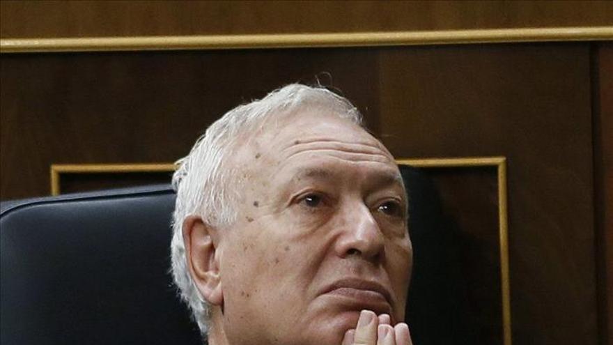 """Margallo dice que """"si no se hace nada, moderados en Israel y Palestina desaparecerán"""""""