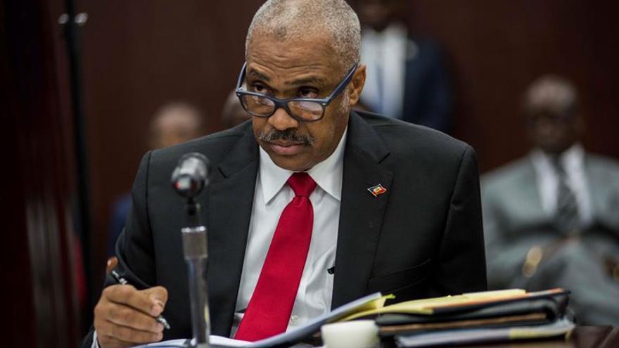 El primer ministro haitiano confirma que asistirá a la sesión sobre el voto de confianza