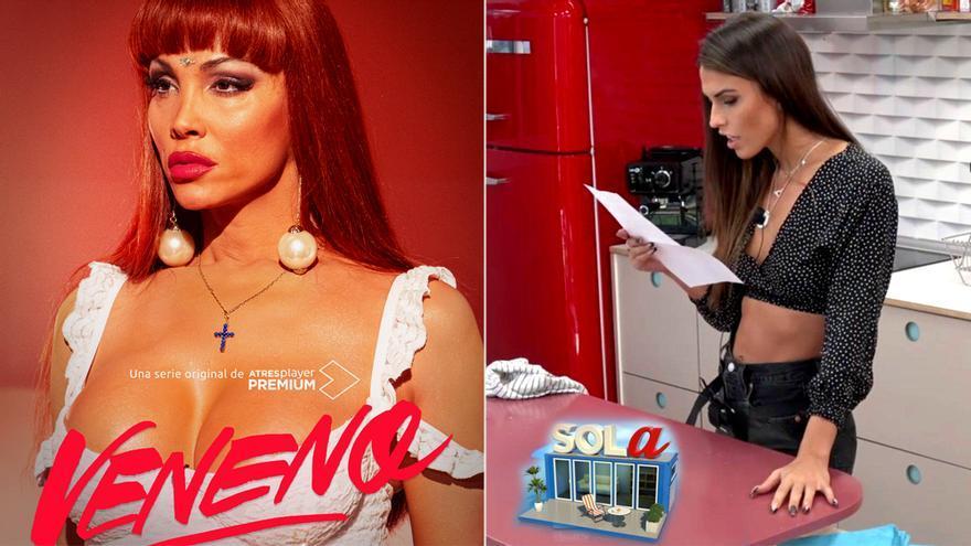 'Veneno' y 'Sola/o', bazas de Atresplayer Premium y Mitele Plus