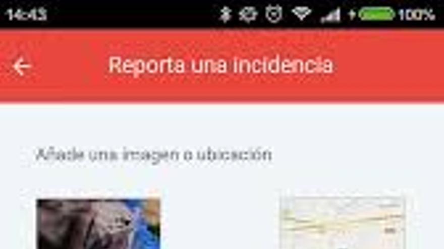 """Aplicación del móvil """"TuMurcia"""""""