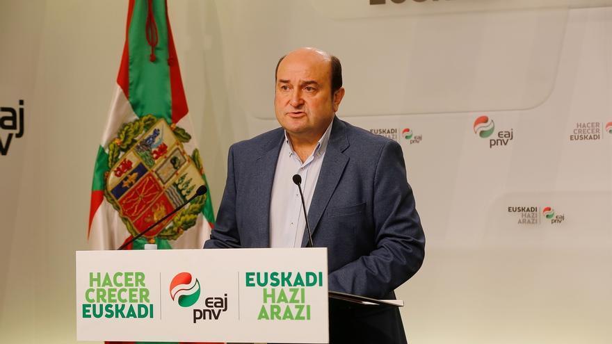 """Ortuzar encabezará la delegación de PNV en Kanbo tras tener garantías de que no se """"blanqueará la negra historia"""" de ETA"""