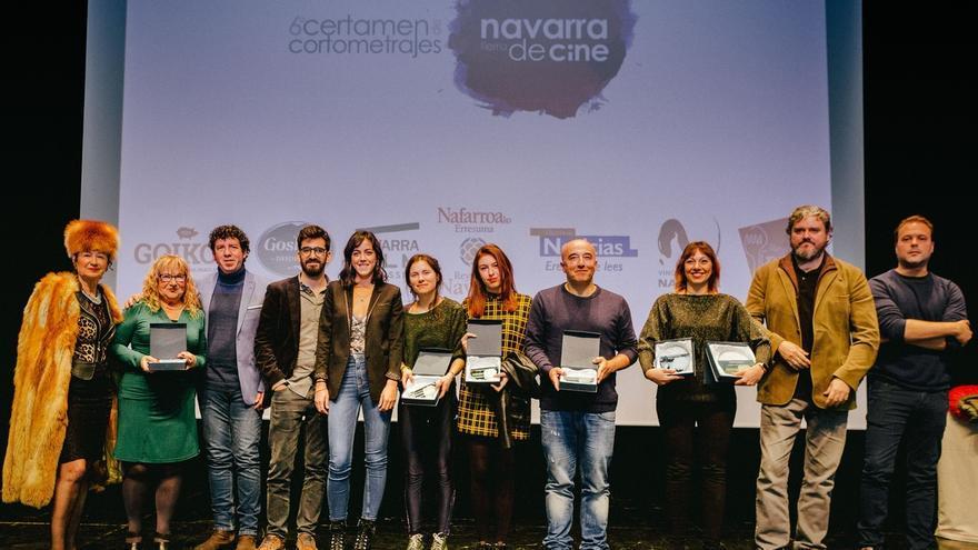 'La herencia', de Natalia Salvatierra, gana el primer premio del VI Certamen 'Navarra, Tierra de Cine'
