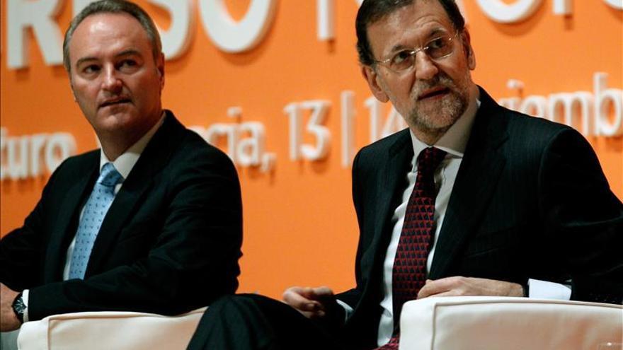 Rajoy acudirá a la clausura de la convención del PPCV