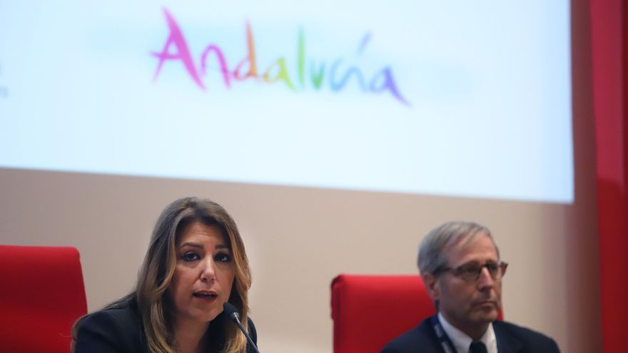 """Susana Díaz aboga por """"ponerse en la piel"""" de padres y abuelos que se preguntan """"ahora qué"""" tras el fallo de la 'Manada'"""