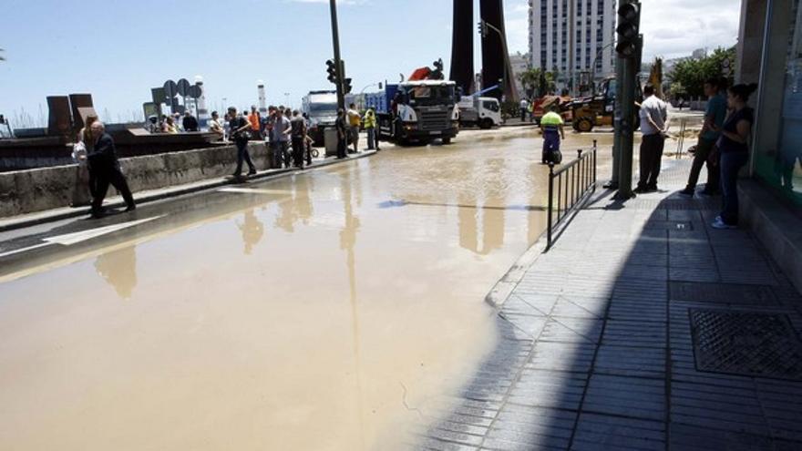 De la inundación en Julio Luengo #19