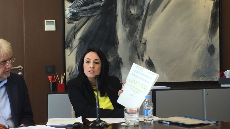 La directora general de Vivienda, Rehabilitación y Regeneración Urbana, Rebeca Torró