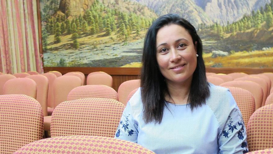 Carmen Brito es consejera de Emergencias y Participación Ciudadana.