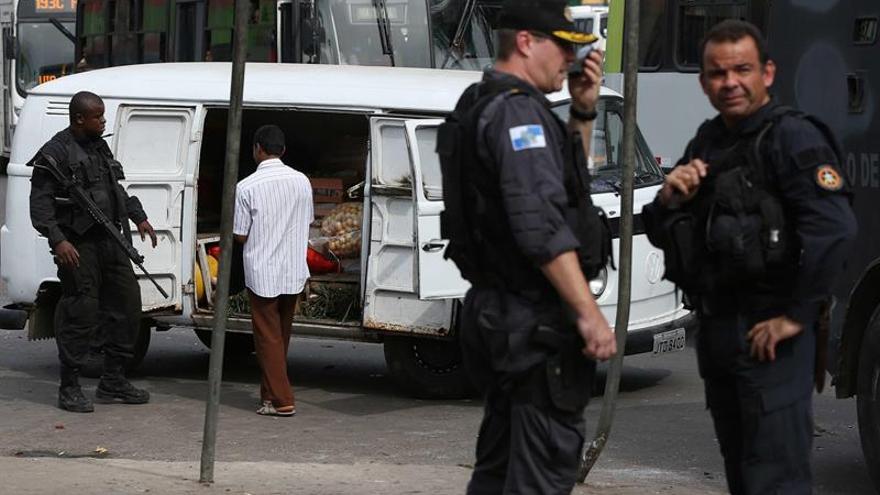 Muere un turista italiano tiroteado en una favela de Río de Janeiro