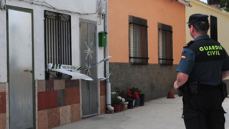 Detenido un vecino de Cabezabellosa (Cáceres) acusado de matar a una anciana