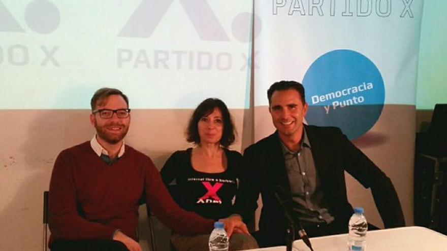 Hervé Falciani propone un 'PayPal' democrático y municipalista