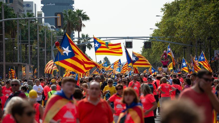 El independentismo vuelve a la calle este lunes para exigir el cumplimiento del 1-O