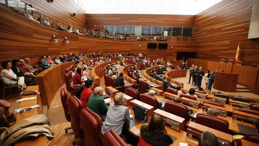 Cortes de Castilla y León, jornada de puertas abiertas a la ciudadanía