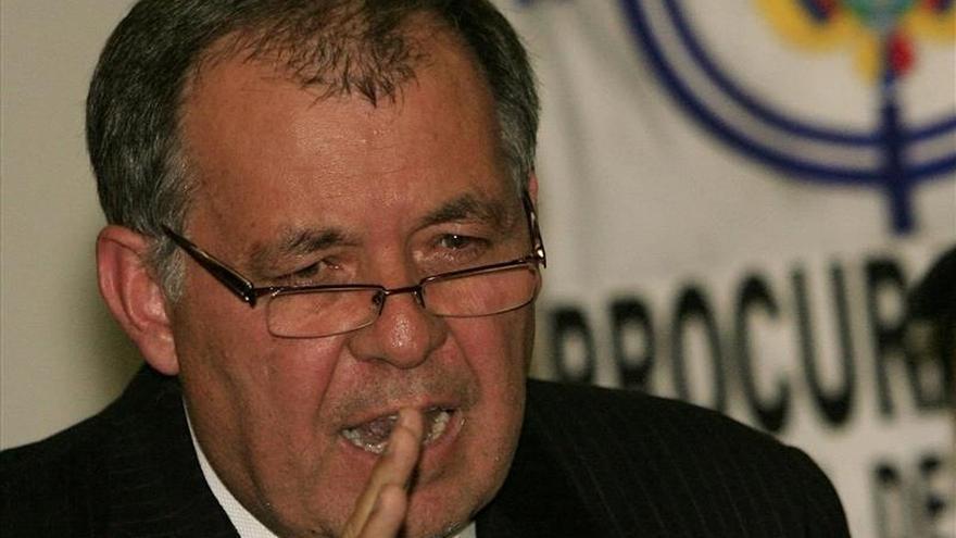 El procurador de Colombia dice que el Gobierno ocultó un informe que avala el glifosato