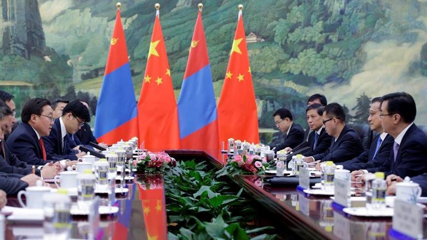 China cancela los encuentros bilaterales con Mongolia tras la visita del dalái lama