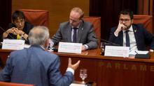 La Guardia Civil pide al juez investigar reuniones del equipo de Junqueras con fondos de inversión y el banco central esloveno
