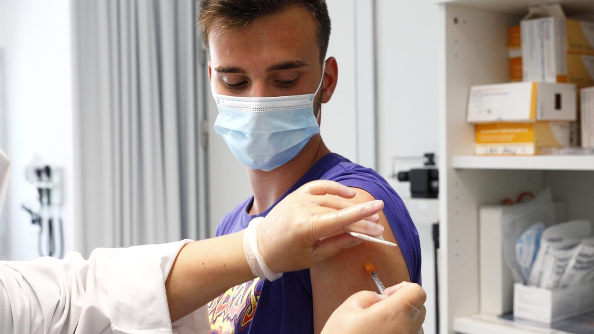 Vacunación COVID-19 en Aragón