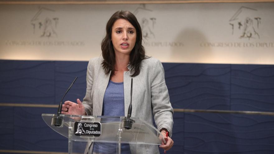 Irene Montero exige la dimisión inmediata de la senadora del PP investigada por corrupción por la trama Púnica
