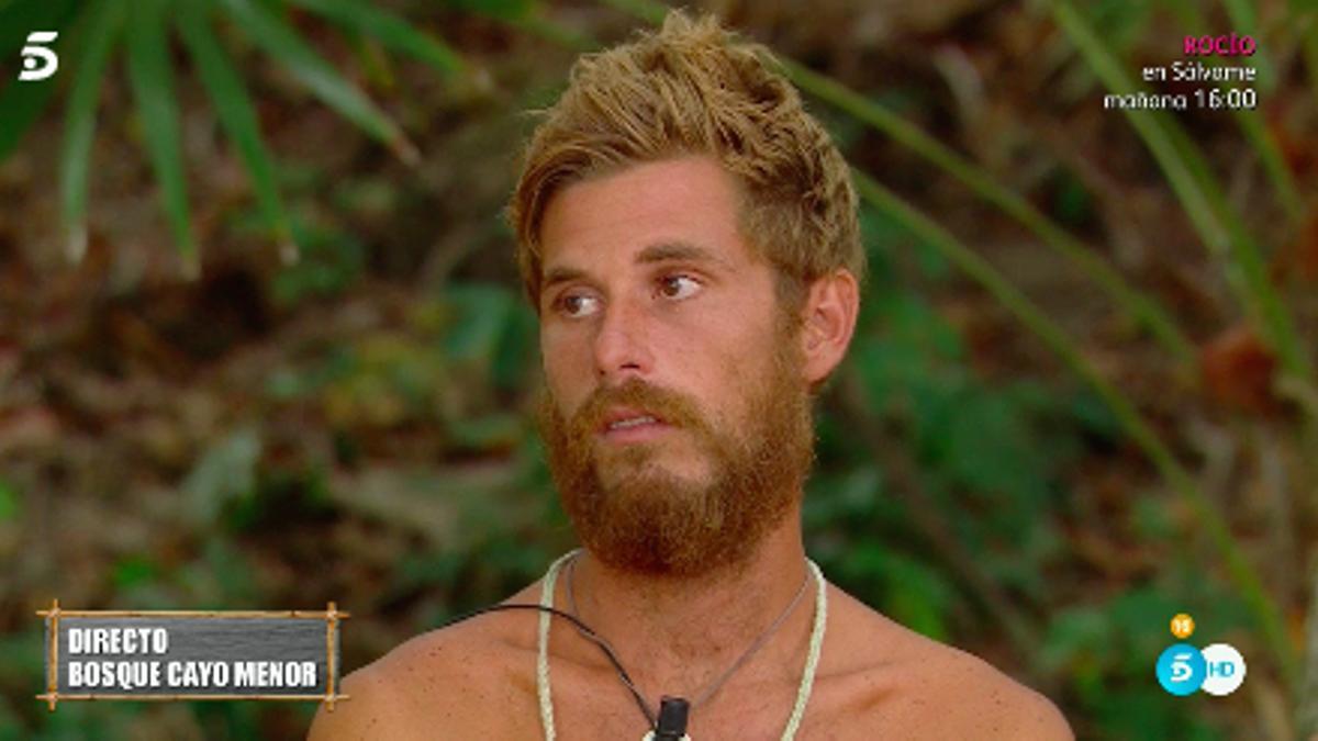 Tom, en Supervivientes 2021