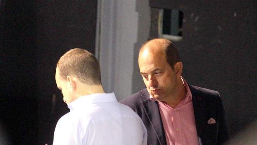 El alcalde de Las Palmas de Gran Canaria y candidato a la reelección por el PP, Juan José Cardona. (EFE/Elvira Urquijo A.)