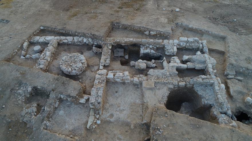 Hallado en Israel un taller de fabricación de jabón de hace 1.200 años