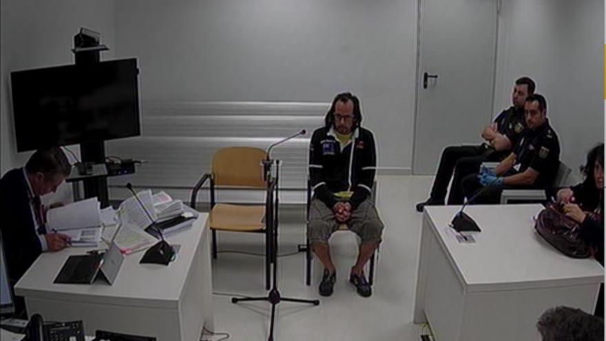 Jordi Ros, en su declaración ante el juez