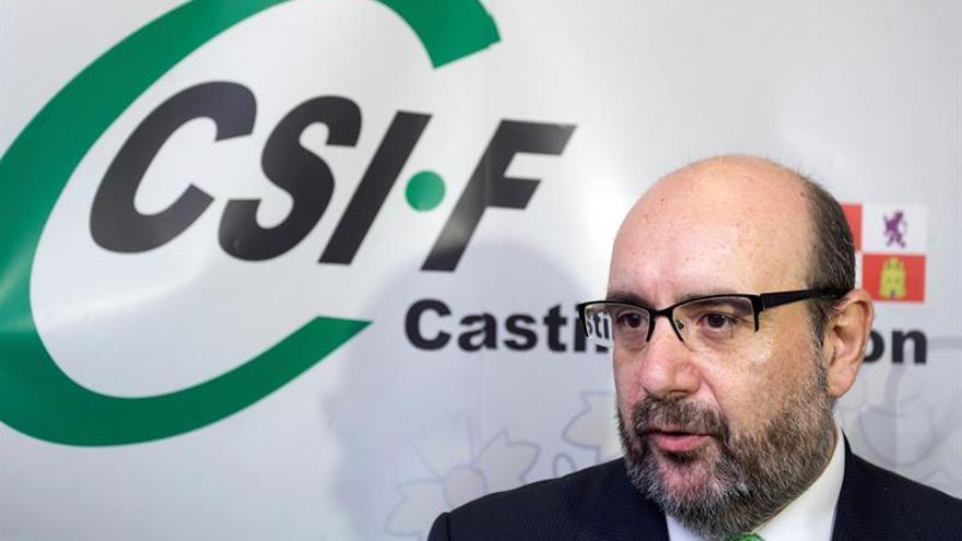 CSIF traslada un protocolo para funcionarios ante las órdenes para el referéndum