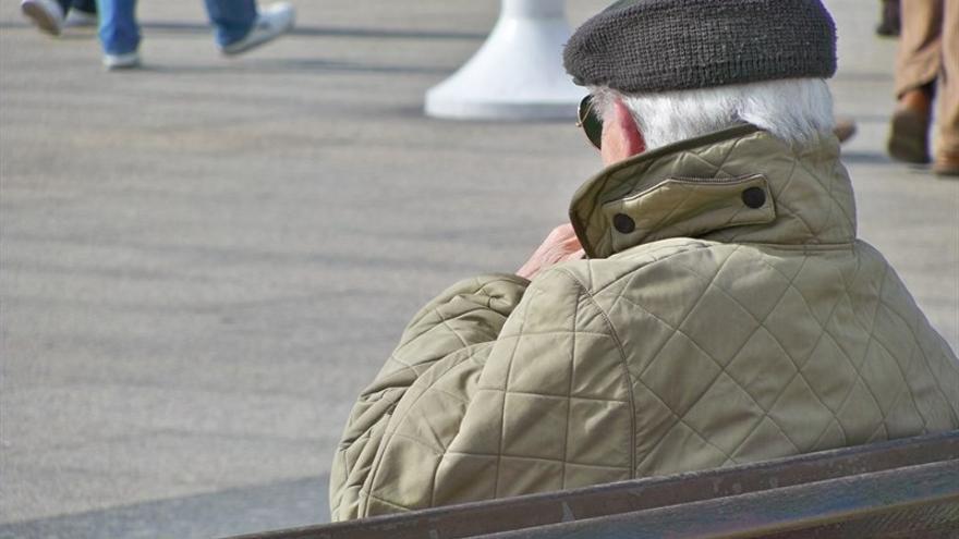 Por cada 100 personas menores de 14 años, en España hay 116 de más de 64 años. (EUROPA PRESS)