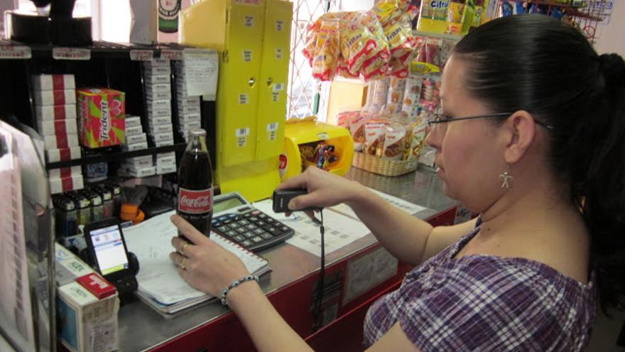 Comercio con el sistema Tienda-tek.