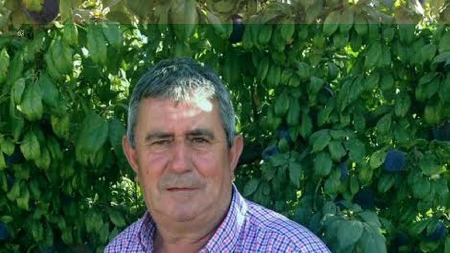 Lorenzo Ramos, secretario general de la Unión de Pequeños Agricultores y Ganaderos de España.