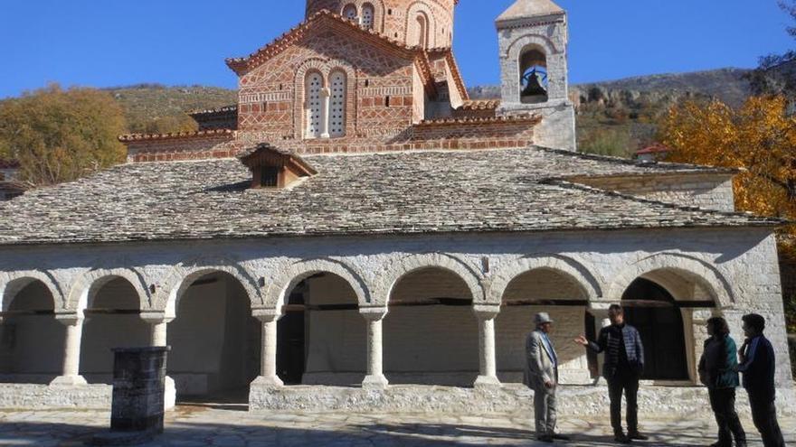 """Albania exhibe sus templos como nuevo destino turístico en la """"Ruta de la Fe"""""""