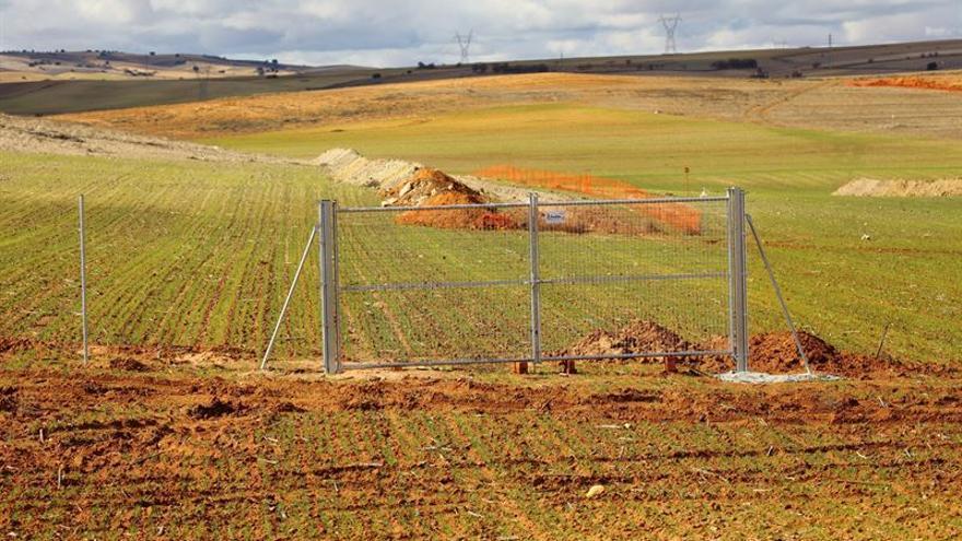 Terrenos del ATC en Villar de Cañas / Foto: EUROPA PRESS