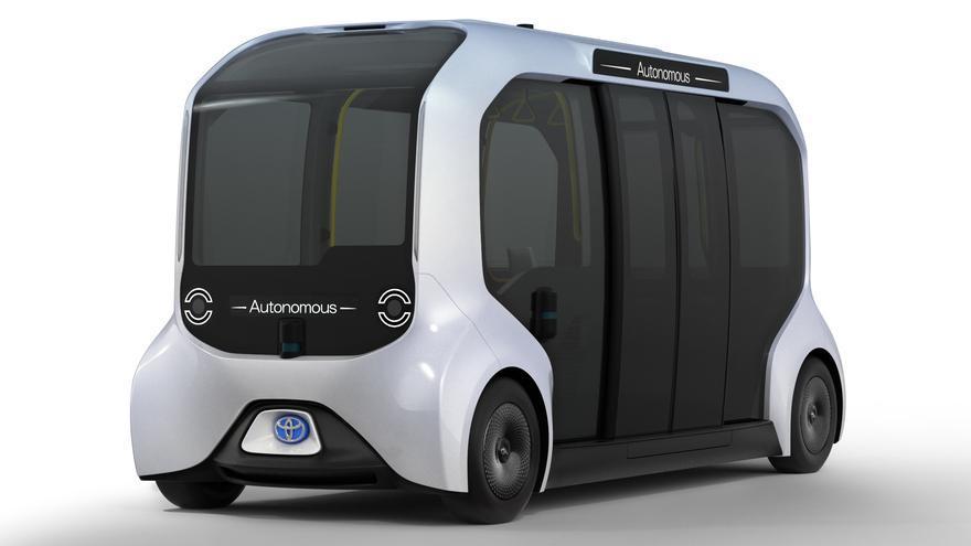 Alrededor del 90% de los 3.700 vehículos que ofrecerá Toyota durante los Juegos de Olímpicos de Tokio 2020 serán electrificados.