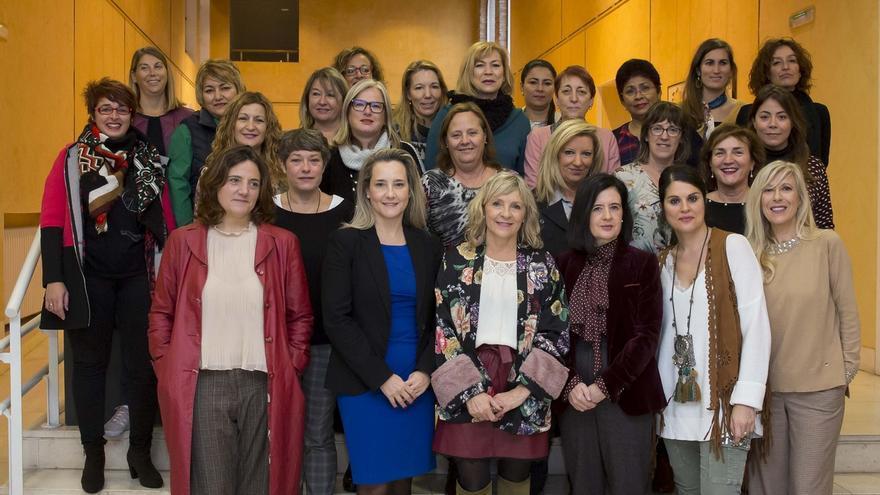 Una docena de mujeres se forman con el Ayuntamiento de Pamplona para mejorar su empleabilidad