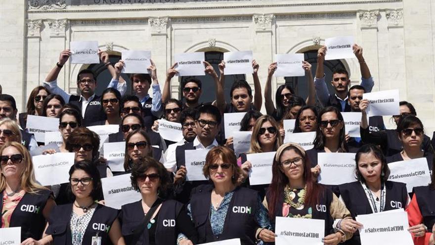 La CIDH teme que países de la OEA aprovechen su crisis financiera para debilitarla