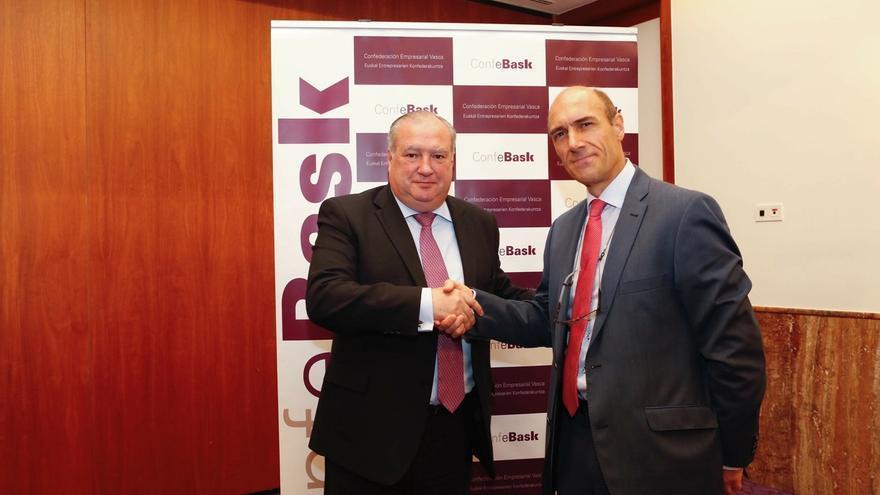 El Consejo General de Confebask ratifica la designación de Eduardo Zubiaurre como nuevo presidente de la patronal