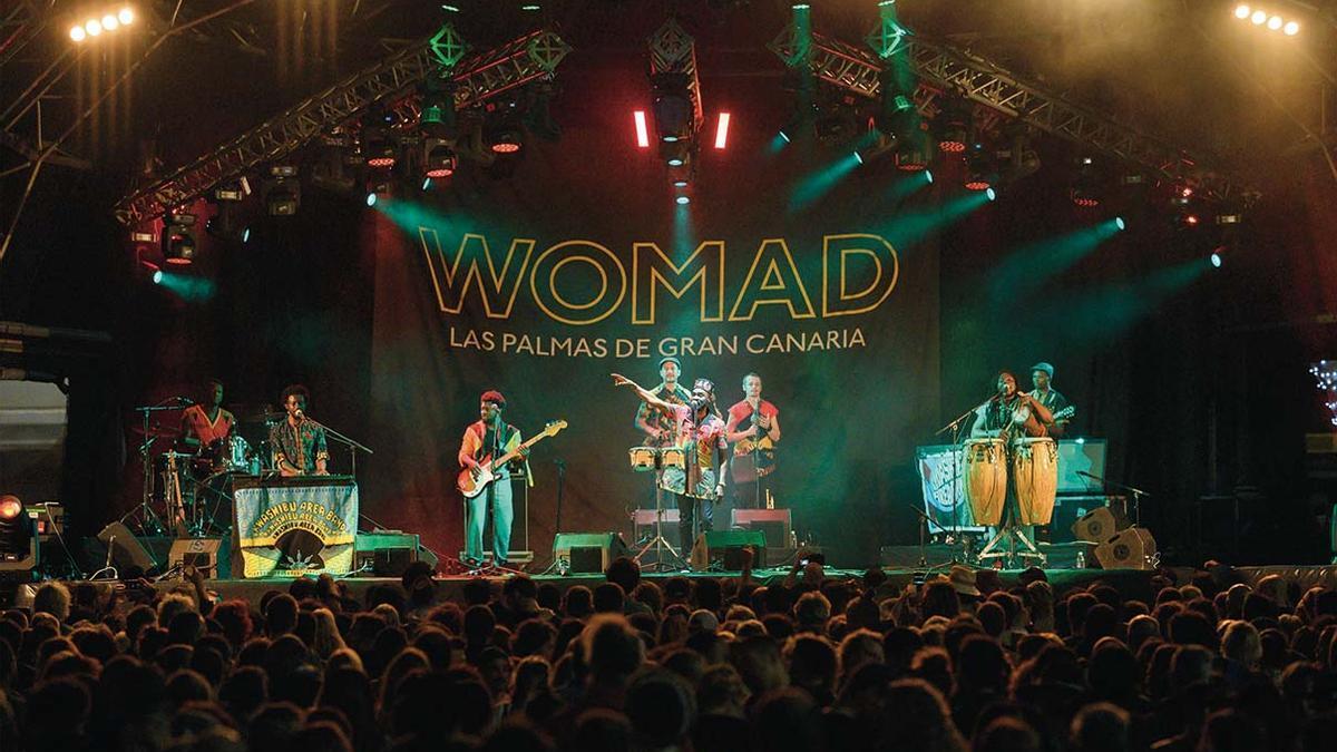 Womad en Las Palmas de Gran Canaria