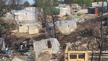 La Mesa Social del Agua de Andalucía pide una toma de emergencia de agua para las chabolas de inmigrantes en Lepe